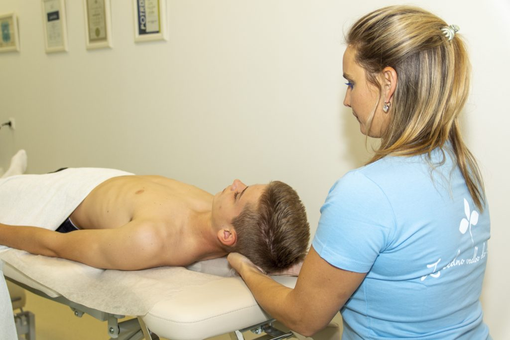 Fizioterapija Vitaholis Kranio sakralna terapija