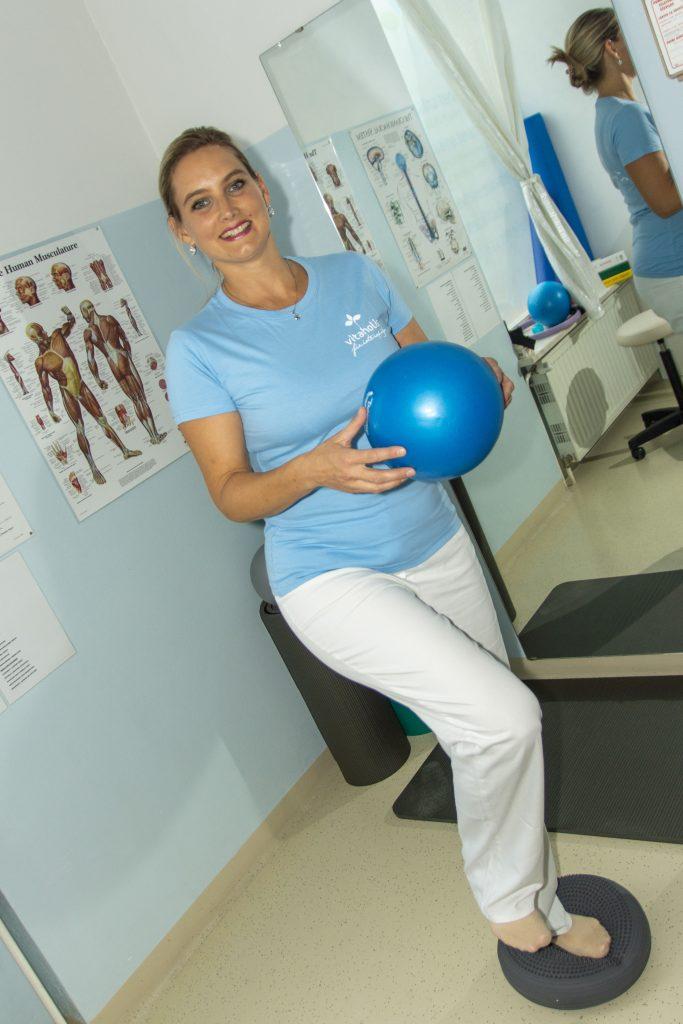 Fizioterapija Vitaholis Individualna vadba